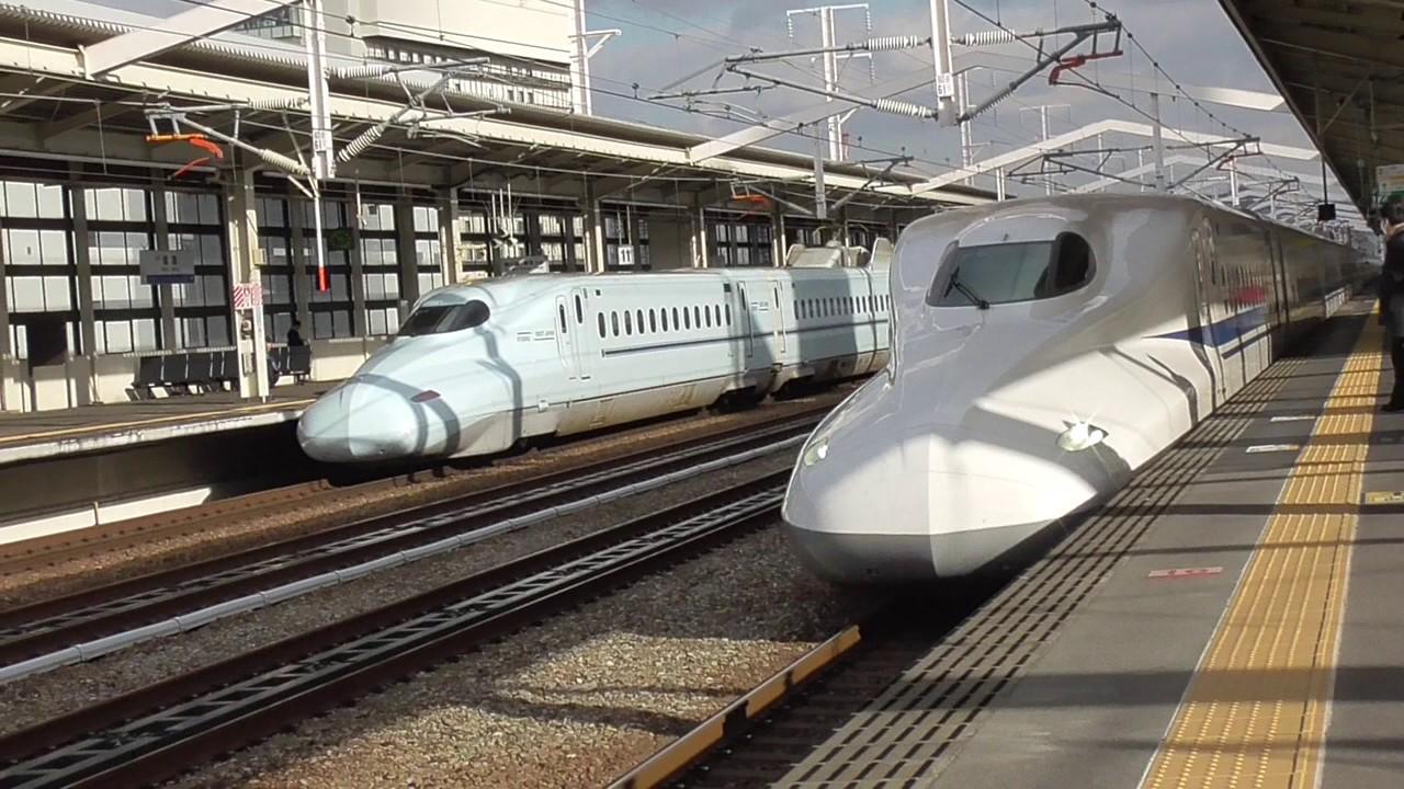 山陽新幹線・九州新幹線(姫路駅)~のぞみ・ひかり・こだま ...