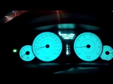Chrysler 300C 3.5 Расход в городском режиме