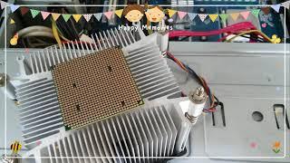 CPU, 메모리, SSD업그레이드