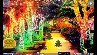 G2R Christmas Eve Tracking Santa Escape Walkthrough [Games2Rule]