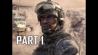 Call of Duty Modern Warfare 2 Remastered Walkthrough Gameplay Part 1 - S.S.D.D.