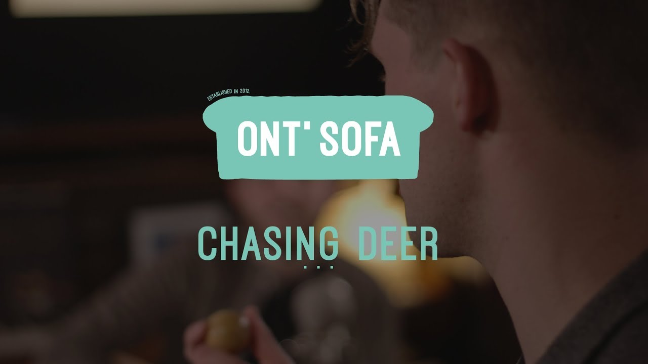 Chasing Deer - Perfect Storm LIVE at Ont' Sofa Studios