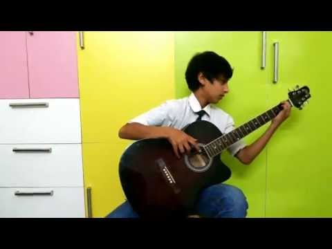 Best Guitar player ever - 2015...........Must watch !!! (cov