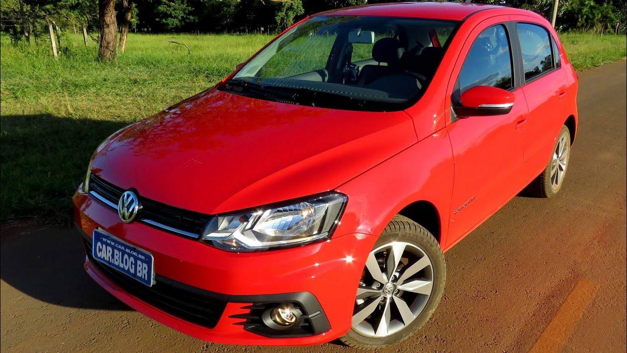 Volkswagen Gol - 2º carro mais vendido da América Latina - 2016