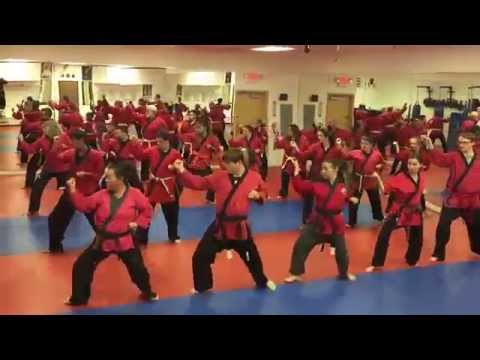 CD Young's Karate - Adult Class 4-24-15