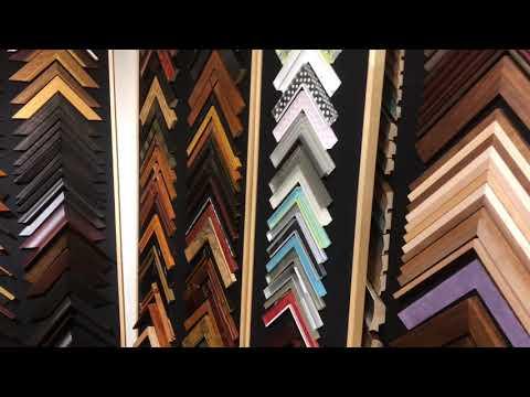 Houston's Custom Framing And Fine Art Moulding Wall...