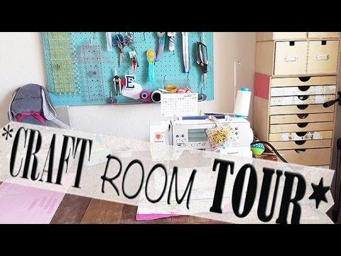 SEWING ROOM TOUR | MI CUARTO DE COSTURA | NAIRAMKITTY - YouTube