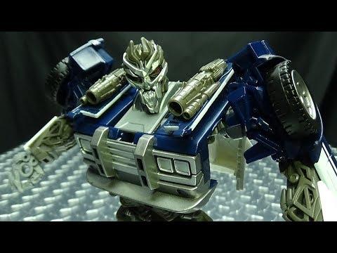 Bumblebee Movie Nitro Series BARRICADE: EmGo's Transformers Reviews N' Stuff