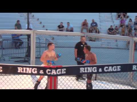 Fight Gala Rock - Michele Riondato vs Andrea Cavallin - 2