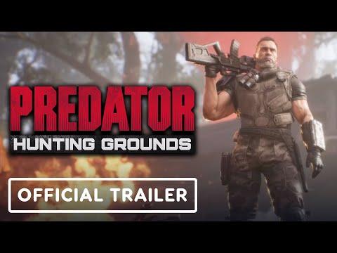 Predator: Hunting Grounds - Official Dutch 2025 Trailer