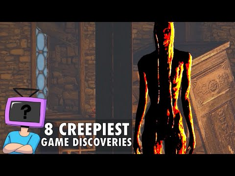 8 Creepiest Video Game Mysteries and Discoveries