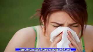 Chronic Bronchitis Remedies