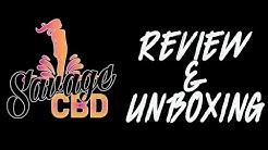 Savage Enterprises CBD Review | Tincher & Gummies