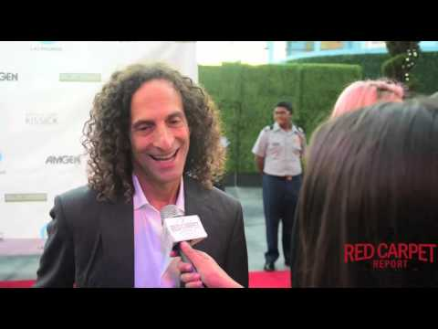 Kenny G at the 2015 LA's Promise Gala #LAPGALA @LAsPromise Interview