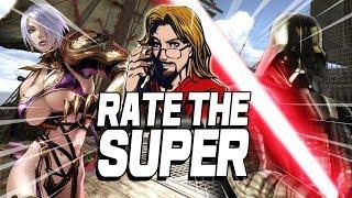 RATE THE SUPER: Soul Calibur 4 - Critical Finishers