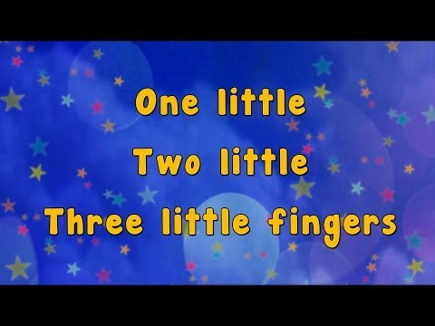 Karaoke - Karaoke - Ten Little Fingers