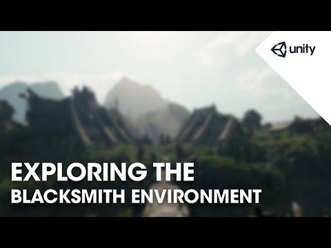 Live Training Nov 30, 2015: Exploring the Blacksmith Environment