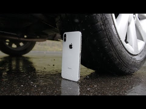 iPhone X vs CAR