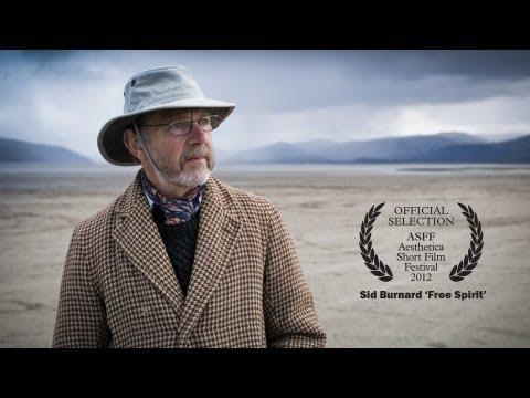 """Sid Burnard: """"Free Spirit"""" feature film about driftwood sculptor"""