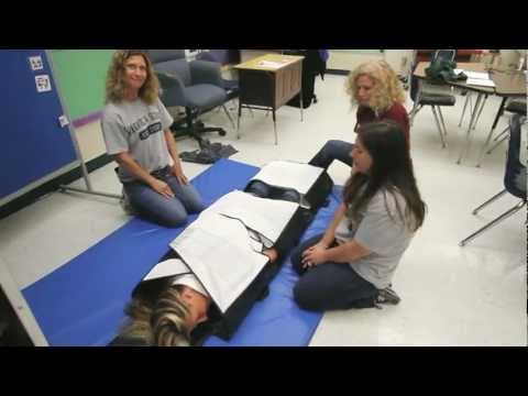 Wrap Mat Child Restraint Device Demonstrated At Magnolia