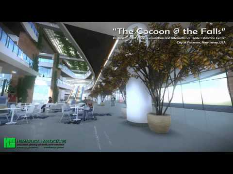 A Hotel Project - TheCocoon@The Falls, Paterson City, New Jersey