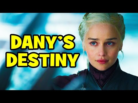 How DAENERYS Predicted Her GAME OF THRONES Ending