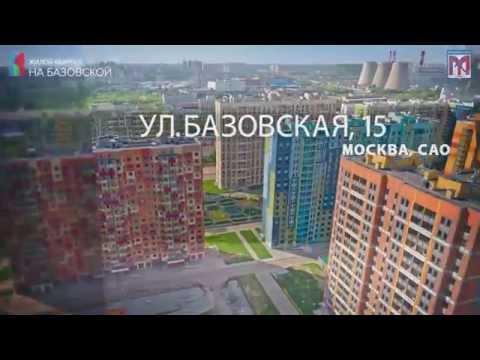 Жилой комплекс «Город» на Дмитровском шоссе