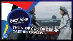 Eurovision Song Contest: The Story Of Fire Saga - Cast talks about Eurovision