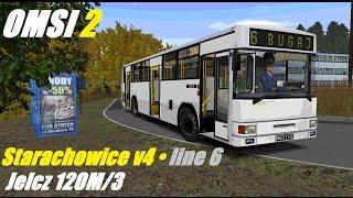 OMSI 2 • Starachowice v4.0 (line 6) • Jelcz 120M/3
