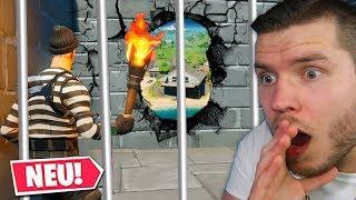 Ausbruch, aus dem Gefängnis in Fortnite!
