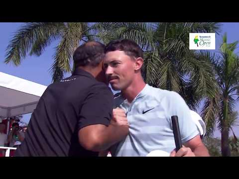 2018 Leopalace21 Myanmar Open - Rd 4 highlights