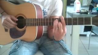 Ridan Ulysse guitare