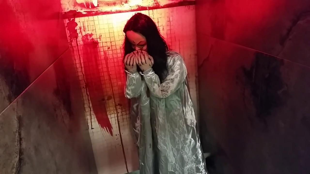 Adornos terror ficos para halloween que miedo youtube - Adornos de halloween ...