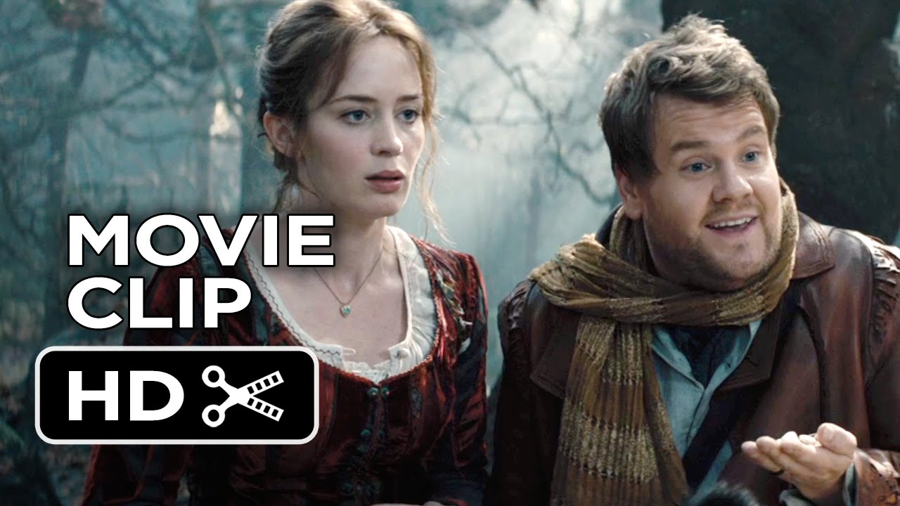 Into The Woods Movie Clip These Beans Carry Magic 2014 Emily Blunt James Corden Musical Hd Youtube