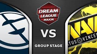 EG vs NaVi Leipzig Major 2020 DreamLeague 13 Highlights Dota 2