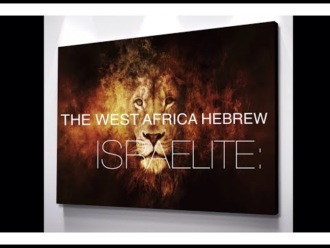 Hebrew Israelites In Burkina Faso/ West Africa.
