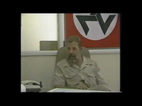 Eugène Terre'Blanche - Afrikaner Resistance Movement (1988)