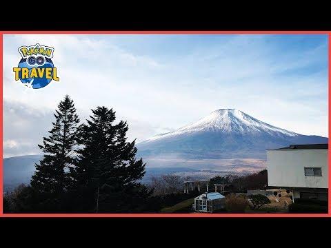 Download Youtube: Pokémon GO Travel takes the Global Catch Challenge to Lake Yamanaka, Japan