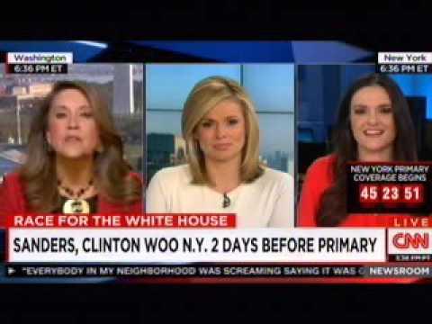 CNN: Maria Cardona Discusses Lack Of Substance Behind Sanders