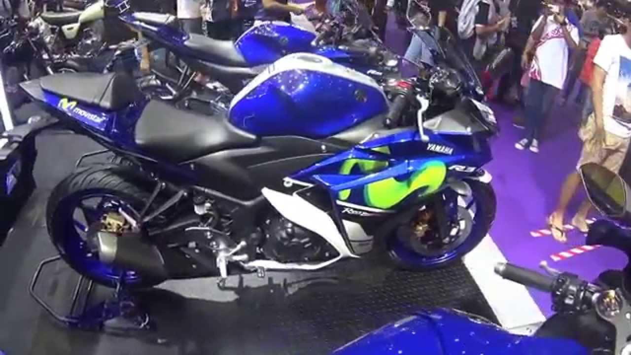 Yamaha R3, new model 2016, 2017 - YouTube