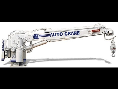 AutoCrane 3203 4 SOLD - YouTube