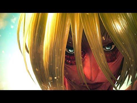 COLOSSAL REVENGE!   Attack On Titan 2 - Part 1