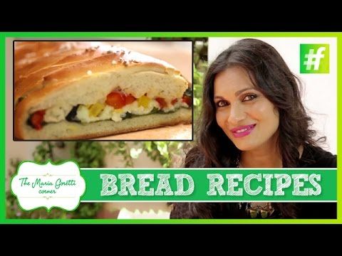 Bread Recipe Compilation | Maria Goretti