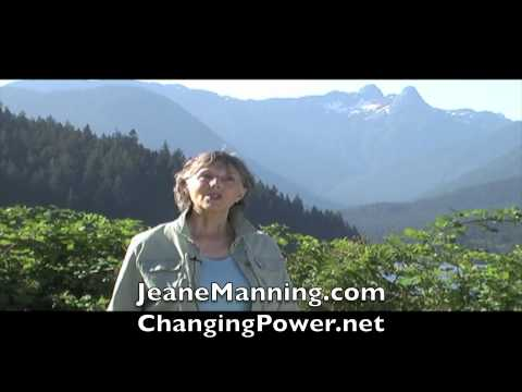 Jeane Manning -Welcome to JeaneManning.com + ChangingPower.net