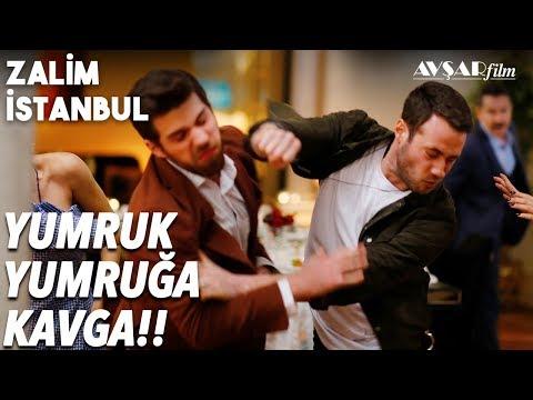 Cenk Ve Nedim'den Yumruk Yumruğa Kavga!💥💥 - Zalim İstanbul 29. Bölüm