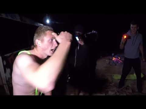 The Magic Bus Australia - Estonian Firewood Chopping Tutorial