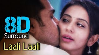 Laali Laali (Chinna Chinna) 8D   Theeran Adhigaaram Ondru   Karthi   Rakul Preet Singh   8D BeatZ