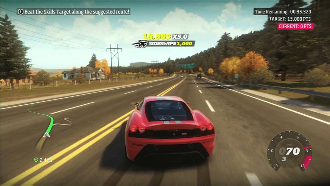 Dodge Dart Philippines >> Forza Horizon: Ferrari F430 Scuderia - PR Stunts Skill ... | Doovi