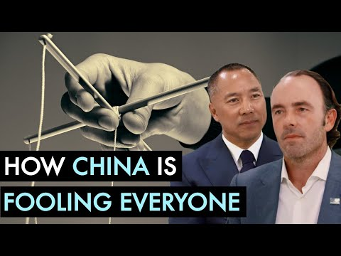 🔴 How the CCP Is Manipulating the Chinese Economy & Their Country (w/ Guo Wengui and Kyle Bass)