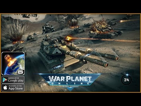 War Planet Online Global Conquest - Strategy by Gameloft Gameplay Mobile